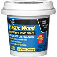 Dap 08111 1/4 Pt Natural Latx Wood Filler