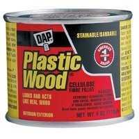 Dap 21400 Light Oak Plastic Wood