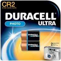 Duracell DLCR2B2PK Ultra Photo Battery 3v 2pk