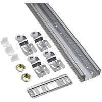 Stanley Hardware 0035618 72 in Bypass Door Track 60lb