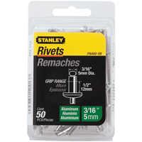 Stanley Tools 0376384 Aluminum Rivets 5opk