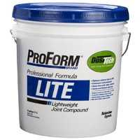 National Gypsum 0379552 Proform Lite Dust-Tech 4.5 Gal