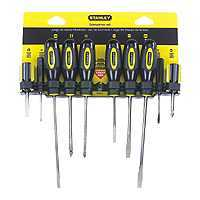 Stanley Tools 60-100 10pc Screwdriver Set