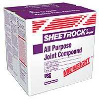 US Gypsum 380423060 3.5 Gal Sheetrock General Pupose Joint Compound