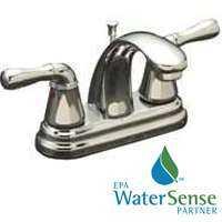 Mintcraft Signature 0388496 Chrome Lavatory/Bathroom Faucet 2hdl W/Popup