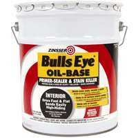 Zinsser 03540 5 Gal Bullseye Oil Base