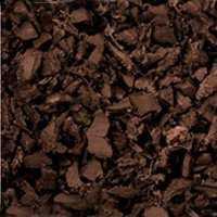 International Mulch Co NS08ET Rubber Nuggets-Earthtone