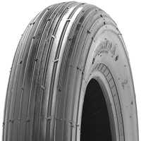Martin Wheel 406-2LW-I Ribbed Tire 400-6