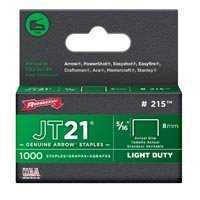 Arrow Fastener Co 4122552 5/16-Inch Staples 1000/Box