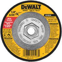 Dewalt 4354197 4-1/2x1/4 Metal Cutting Wheel
