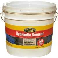 Damtite Waterproofing 07121 Waterprf Hydraulic Cement 10lb