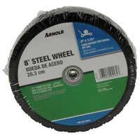 Arnold Corp 490-322-0004/875B Diamond Tread Wheel