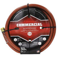 Gilmour 25-34050 3/4x50 ft 6ply Commercial Hose