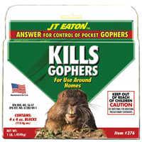 J.t. Eaton & Co., Inc. 4653150 Bait Gopher Answers Kills