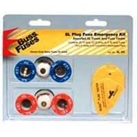 Bussmann Fuses 0046557 Plug Fuse Emergency Kit