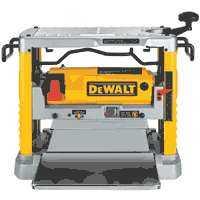 DeWalt DW734 12-1/2 Planer W/3 Cutter Heads