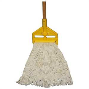 Newell Rubbermaid Commercial 1785057 #24 Loop End Cotton Wet Mop
