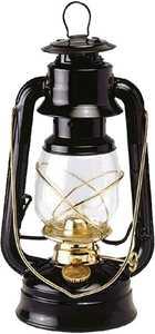 21st Century 210-76000 10-Inch Black Original Oil Lantern