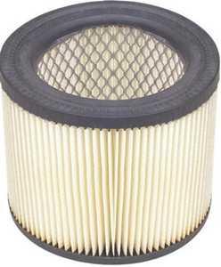Shop Vac 9039800 Wet/Dry Vacuum Small Cartridge Filter