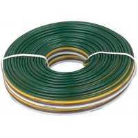 Hopkins Mfg 49915 16-18 Gauge 4-Wire Bonded 25 ft