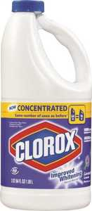 Clorox Co. 30778 Concentrated Bleach Lavender 64 Oz