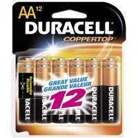 Duracell MN15RT12Z Duracell Recloseable Aa-12pk