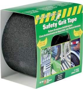 Gator Grip RE160 4-Inch X 60-Foot Gator Grip Safety Grit Tape