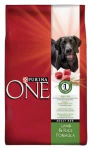 Nestle Purina Pet Care 1780014940 One Lamb And Rice Formula Dog Food 16.5-Pound