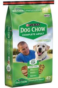 Nestle Purina Pet Care 1780014908 Dog Chow Compete Adult 42-Pound