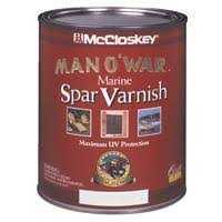 McCloskey 080.0007505.005 Satin Spar Varnish