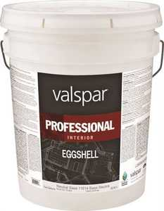 Valspar 11814 Professional Interior Latex Paint Eggshell Neutral Base 5 Gal
