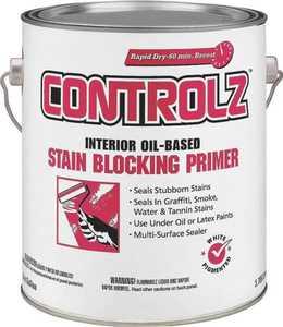 Valspar 11920 Controlz Interior Stain Blocking Primer White 1 Gal