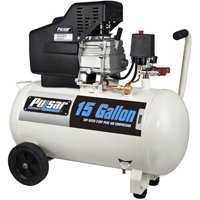 Pulsar Products 5285622 15-Gallon Portable Air Compressor