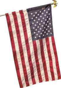 Valley Forge Flag 60650 Perma-Nyl Hemmed Usa Flag