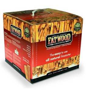 Wood Products Intl 9910 Fatwood Firestarter 10lb Box