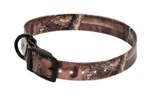 Aspen Pet 10850 1 x 24-Inch Pink Camouflage Dog Collar