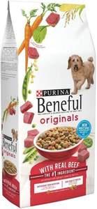 Nestle Purina Pet Care 1780013485 Beneful Beef 3.5-Pound