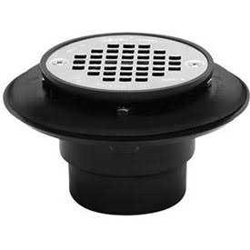Oatey 42213 2 in Low Profile Shower Drain