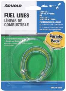 Arnold Corp 490-240-0008/GL23 Gas Line 2-Foot X 3/32-Inch X 3/16-Inch