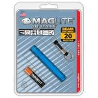 Mag Instrument K3A116 Blue Aaa Solitaire Flashlight