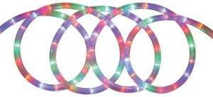 Holiday Basix U09Y562B ROPE LIGHT MULTI 10MM 18FT