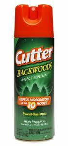 Cutter HG-96281 Backwoods Insect Repellent 7.5 Oz