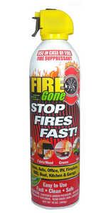 Orgill Inc FG24-247-102 Fire Gone Aerosol Fire Extinguisher