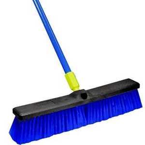Quickie 4106076 18 in Polymer Push Broom