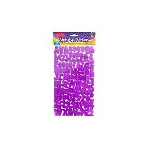 FLP 9906 Creative Options Adhesive Alphabet Stickers