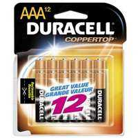 Duracell 0561043 Duracell Recloseable Aaa-12pk