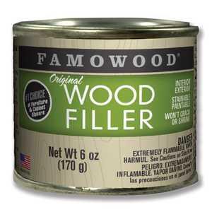 Eclectic Products 6769491 Famowood Original Wood Filler Cedar 6 Oz