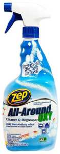 Zep ZUAOCD32 All Around Oxy Cleaner And Degreaser 32 oz