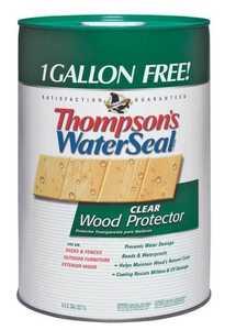 Thompsons 21806 WaterSeal Clear Waterproofing Wood Protector