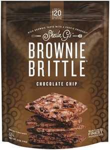 Brownie Brittle 0173864 Brownie Brittle Chocolate Chip